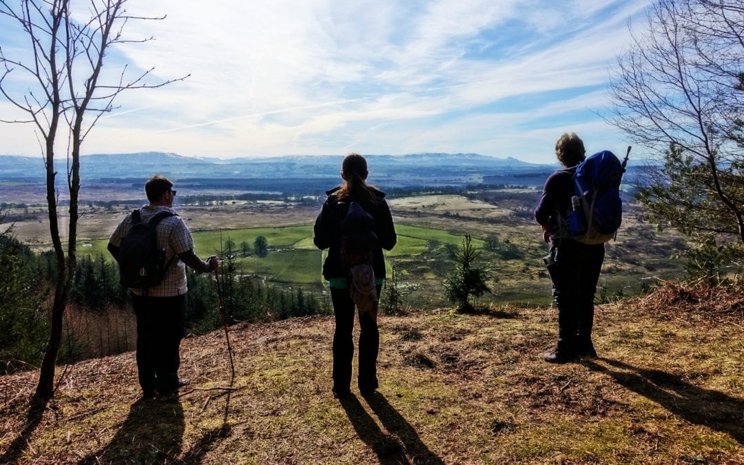 National Walking Month – Discover Scotland and Get Fit