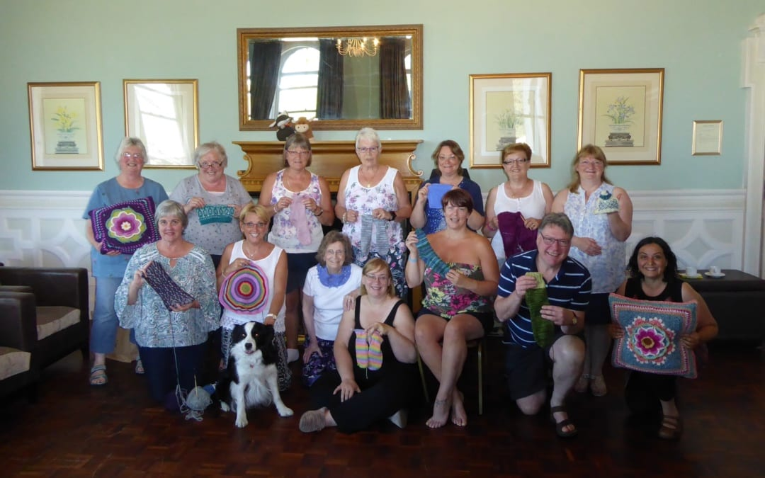 Our Knitting & Crochet Breaks – Get the low-down from tutor Samira Hill