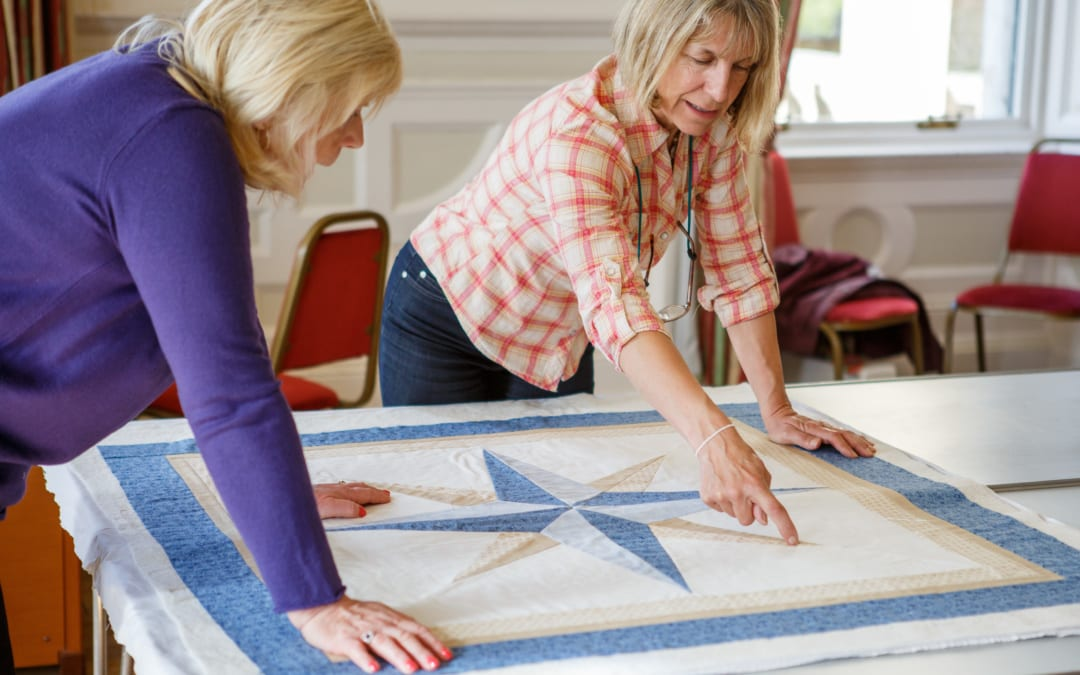 Patchwork & Quilting – Tutor Clare Workman talks about course projects for 2019/20