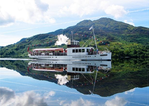 Your (included*) Loch Katrine Day Trip