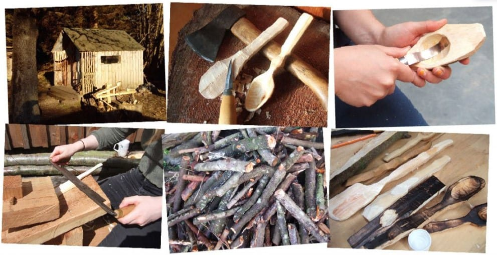 Greenwood Spoon Carving Course – what you need to know – from tutor Steve Bretel