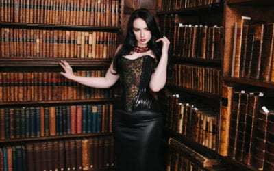NEW for 2020! Corsetry / Corset Making Course at Gartmore House
