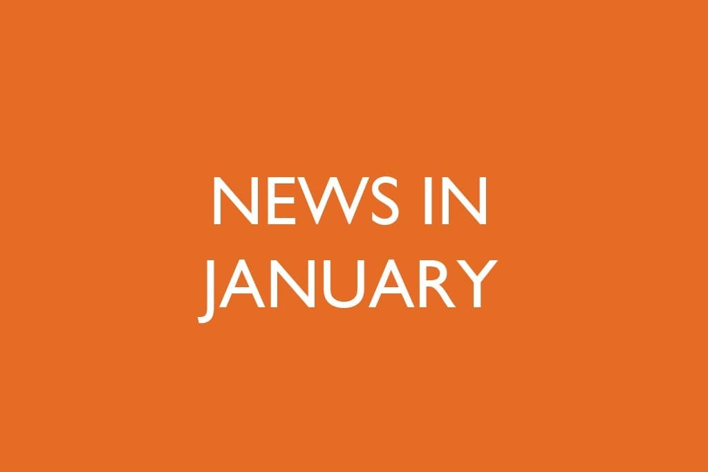 News in January