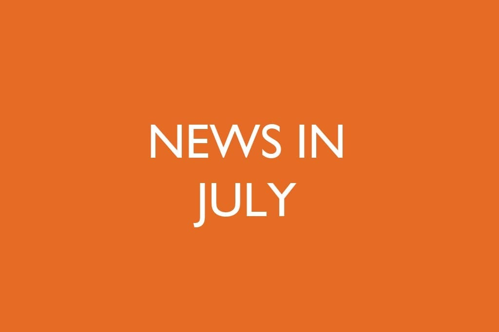 News in July