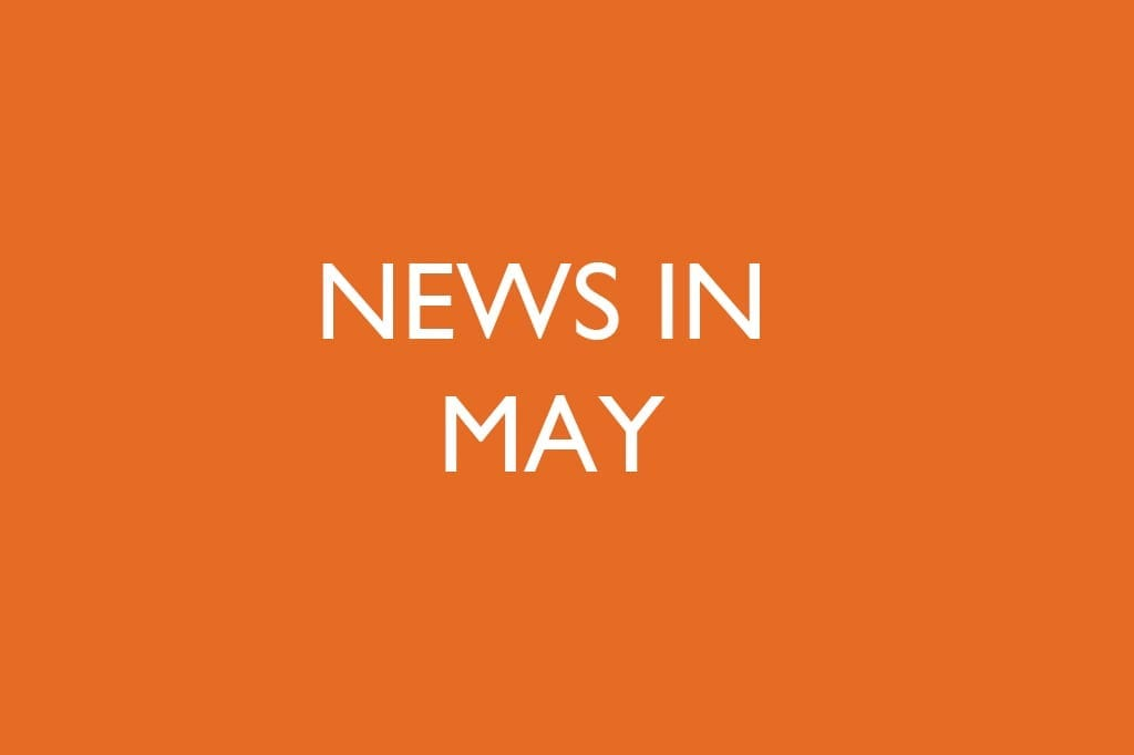 News in May