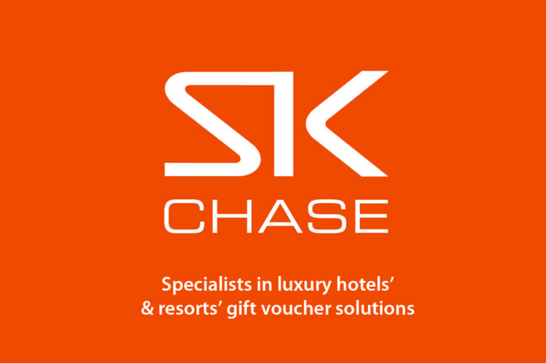 Why is SK Chase the 'specialist' in luxury hotels' gift voucher solutions?