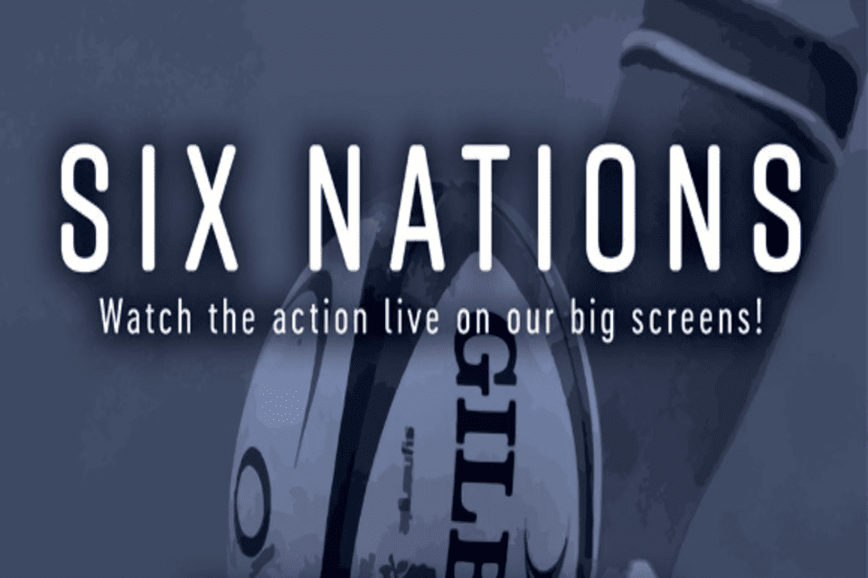 Six Nations 2020 LIVE at Le Monde
