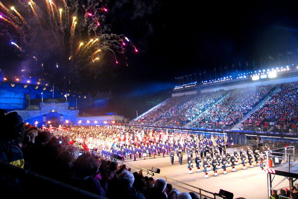 The Royal Edinburgh Military Tattoo 2020