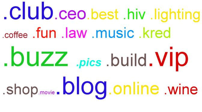 New gTLDs launching every week – why are they needed?