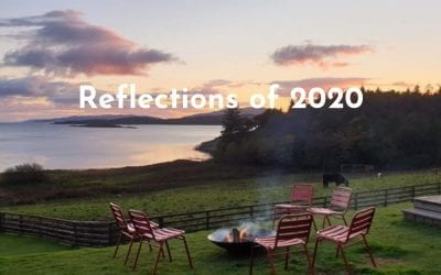 2020 Reflections from Loch Melfort Hotel