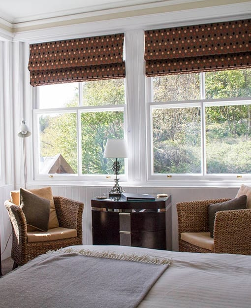 Garden View rooms at Loch Melfort Hotel