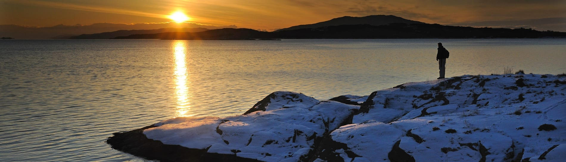 Winter View from Loch Melfort Headland
