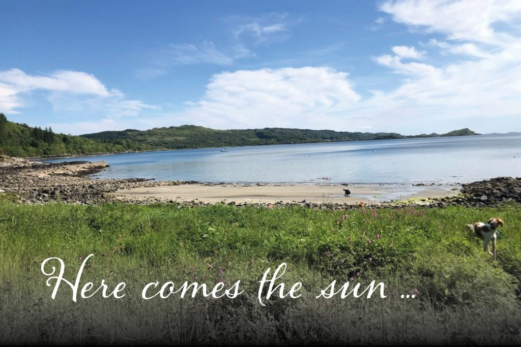 Summer Special Here Comes The Sun- Loch Melfort Hotel