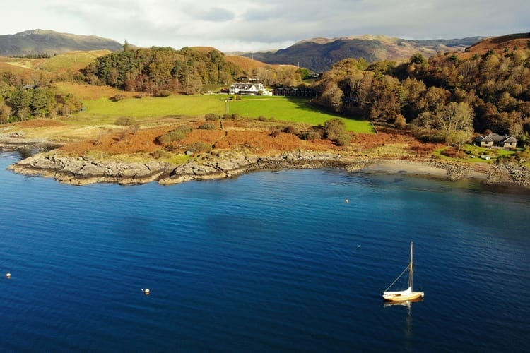 Loch Melfort Hotel Winter Offer